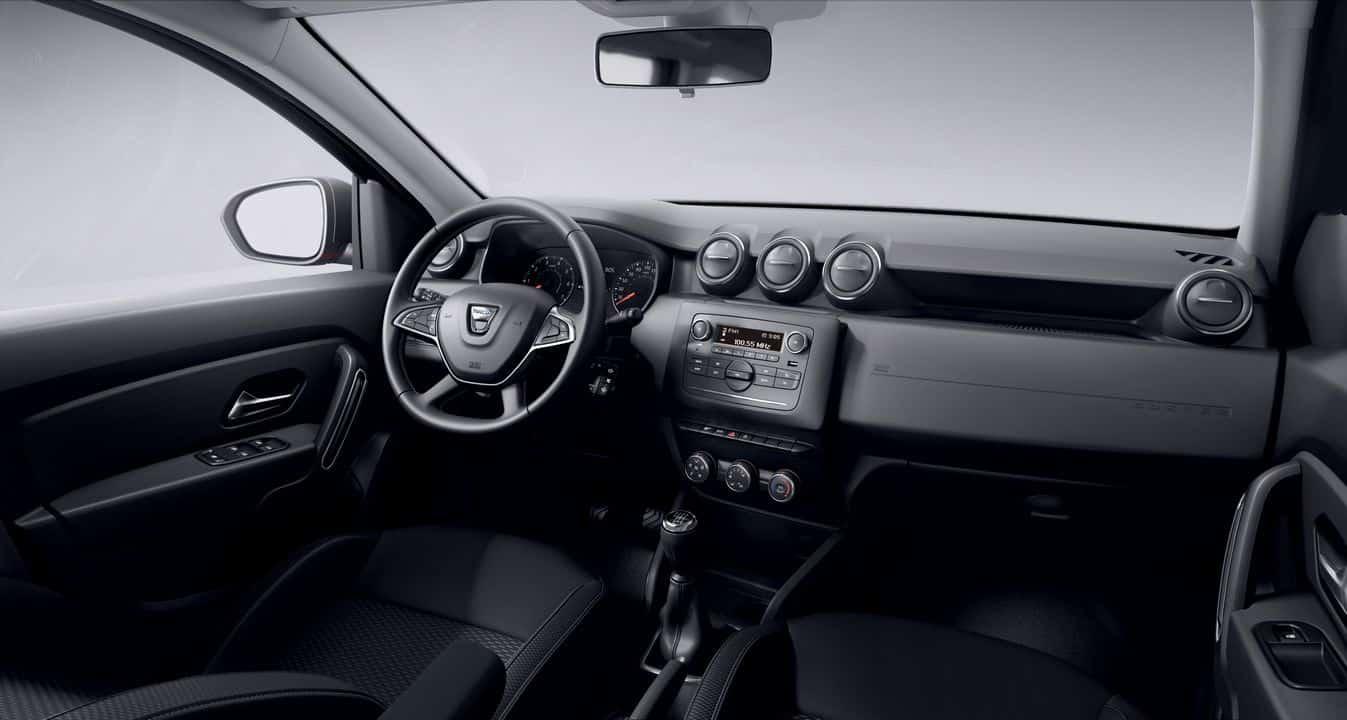 Dacia Evasion France