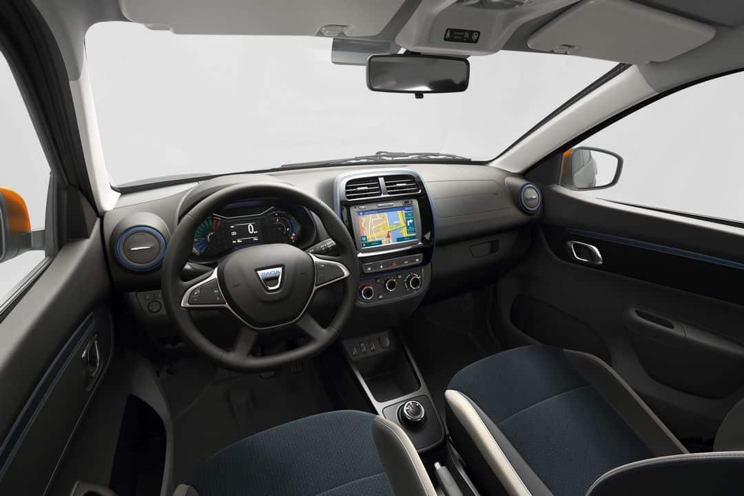 Nouvelle Dacia Spring Electric