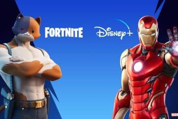 Fortnite Disney+ Gratuit