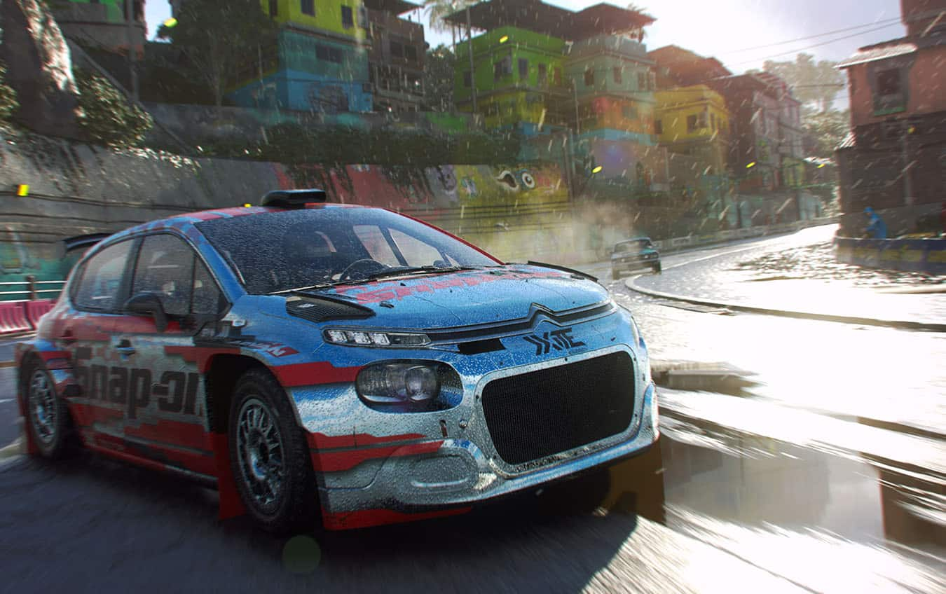 Test Dirt 5 Xbox PS5
