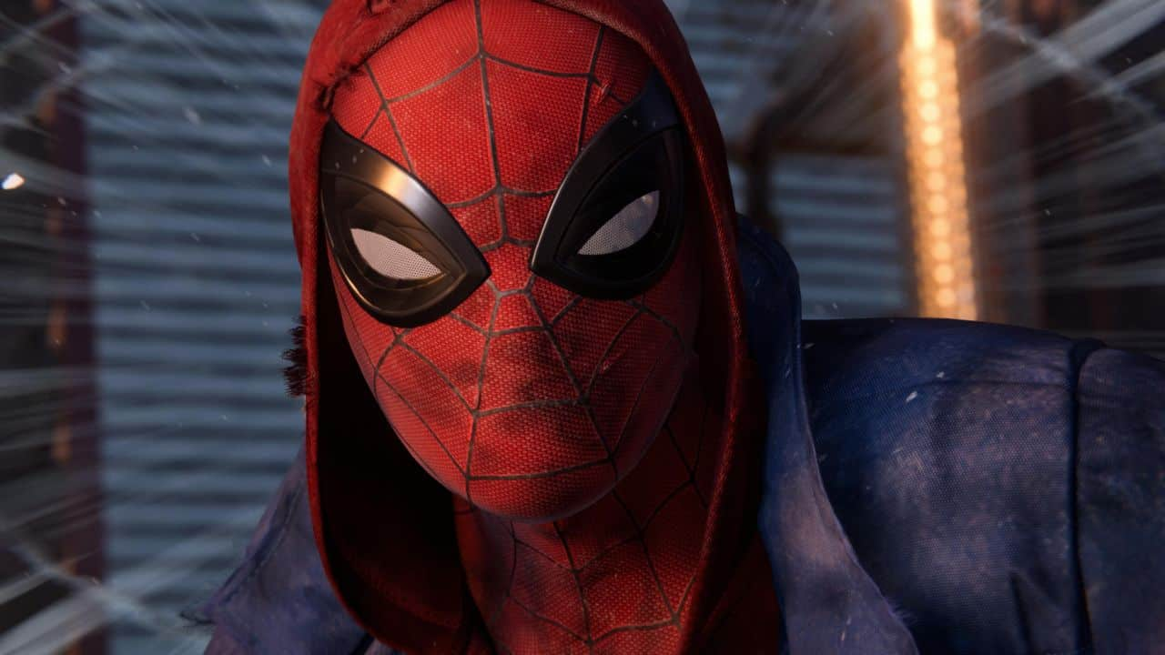 Test Miles Morales PS5