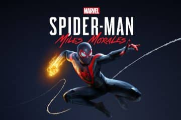 Test Spider Man Miles Morales