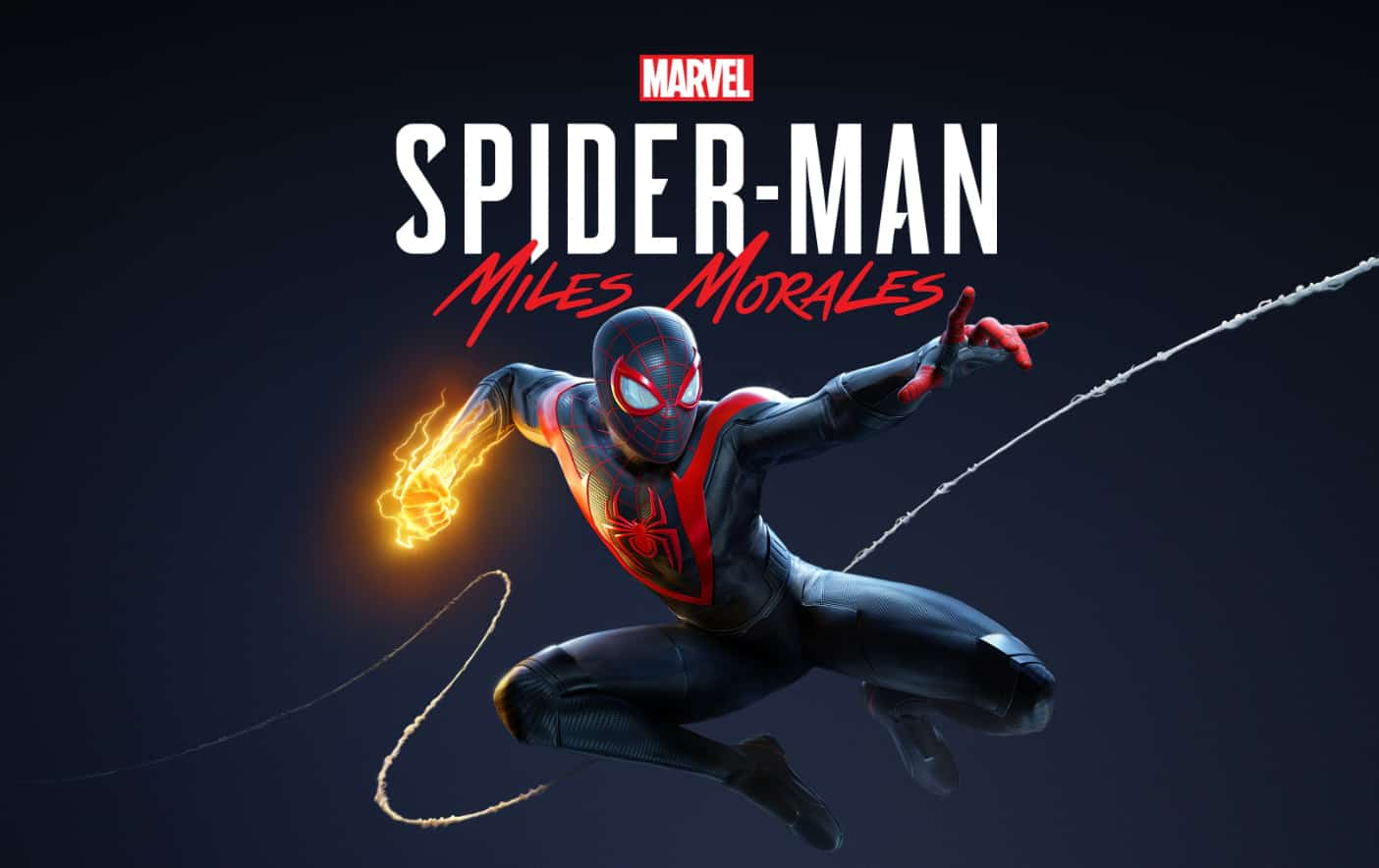 Test Spider Man Miles Morales