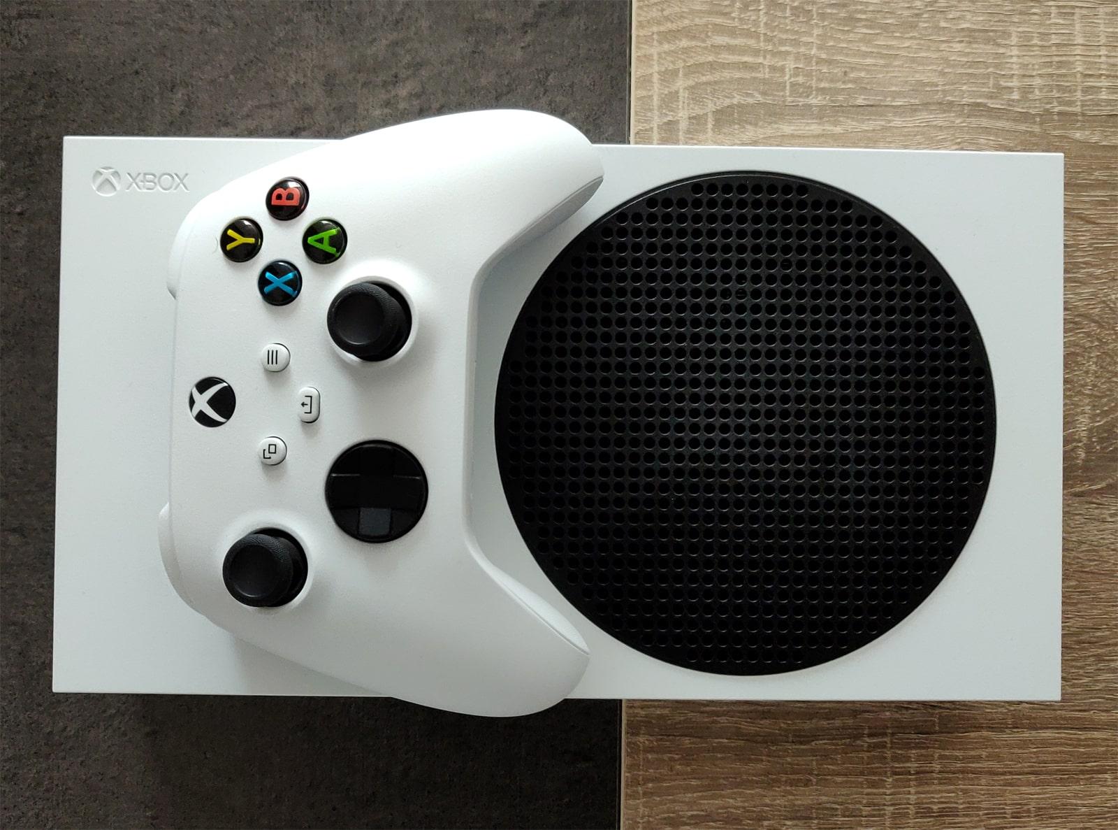 Test Xbox Series S