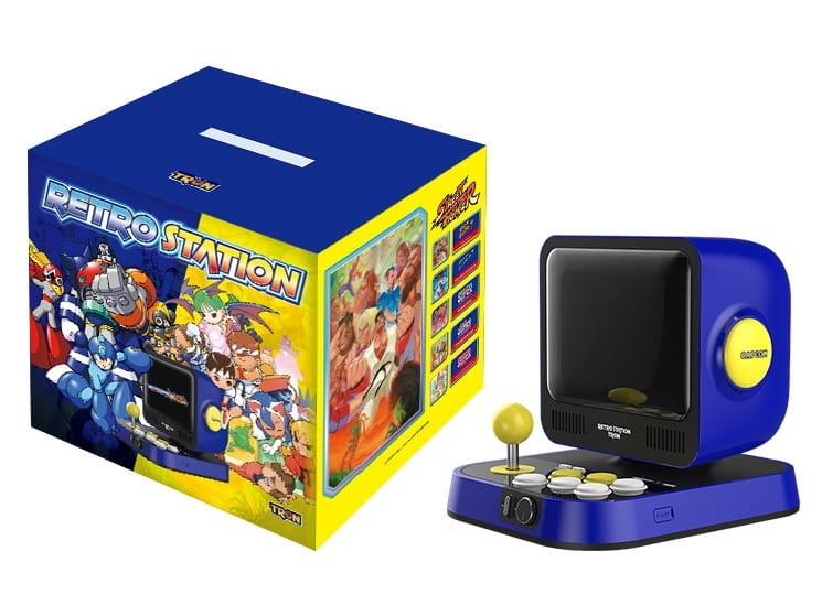 Test prix Capcom Retro Station