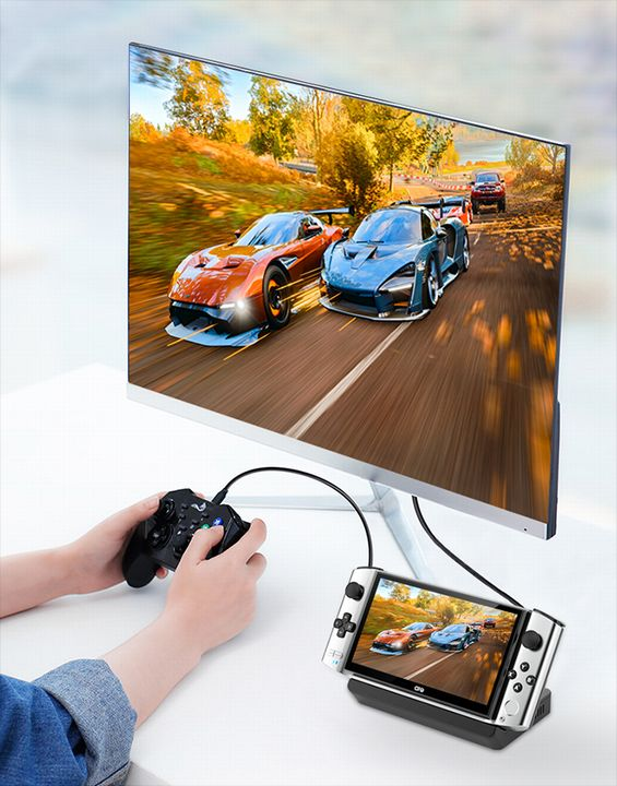 console portable GPD Win3 Windows 10