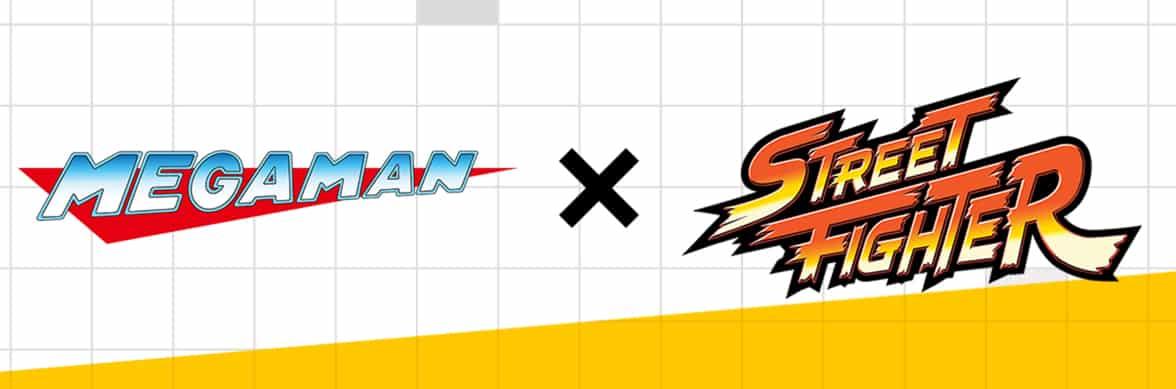 Megaman Street Fighter Retro Station