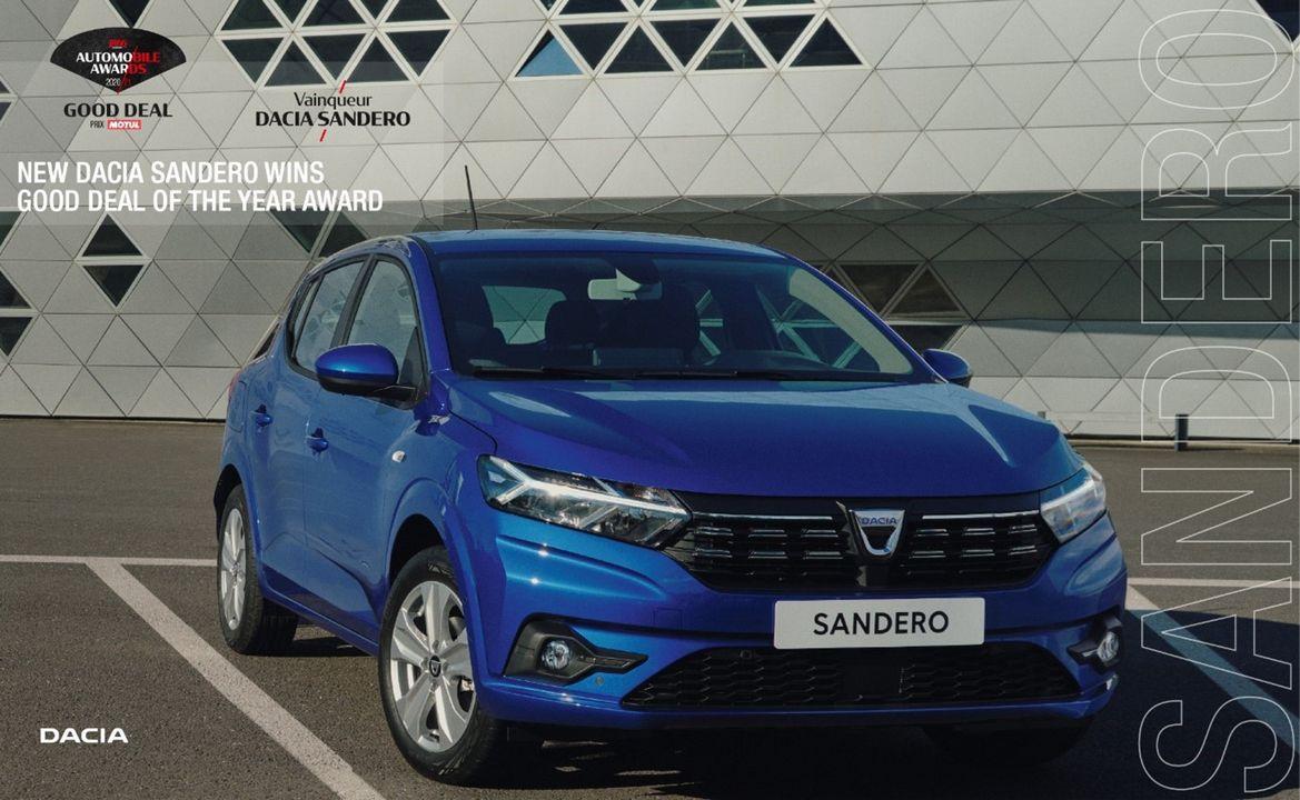 Nouvelle Dacia Sandero Good Deal