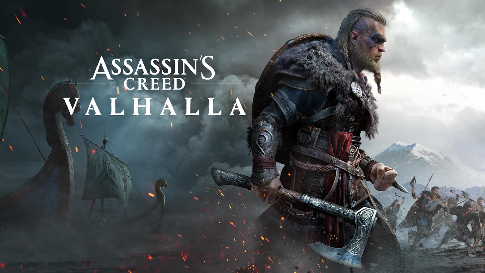 Test Assassin Creed Valhalla