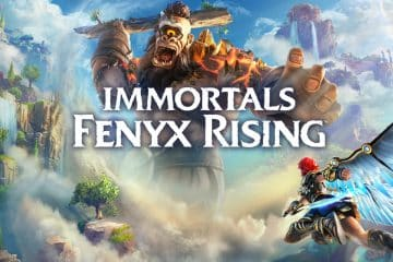 Test Immortals Fenyx Rising
