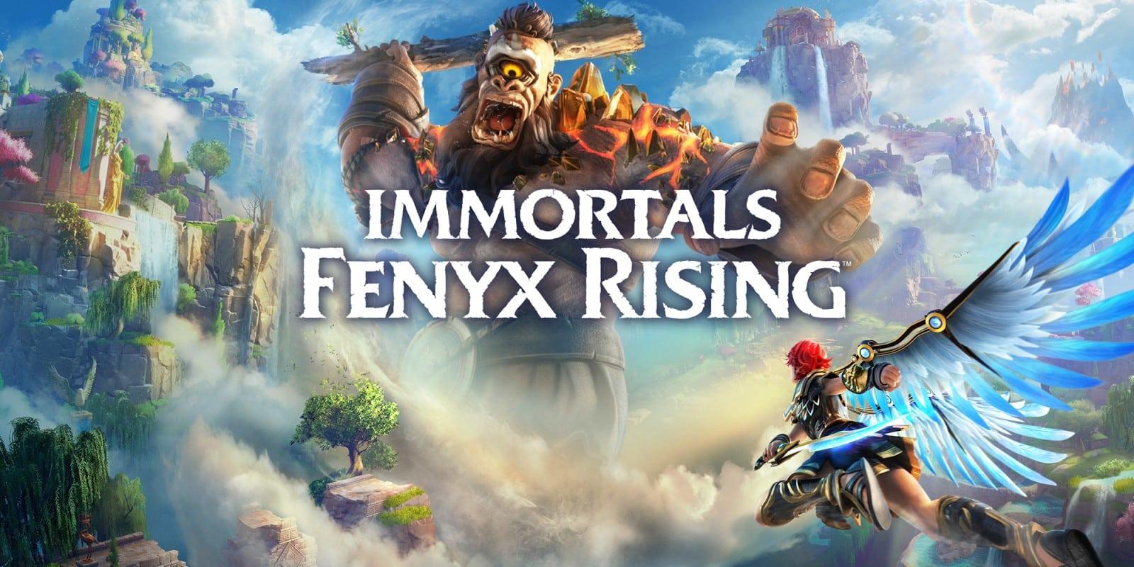 Test Immortals Fenyx Rising