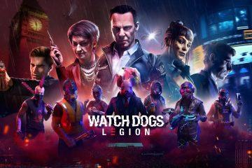 Test Watch Dogs Legion