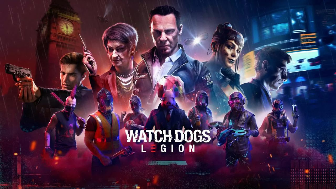 Test Watch Dogs Legion
