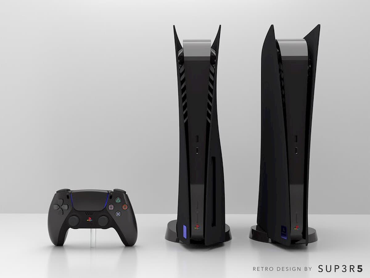 Acheter PS5 Noire