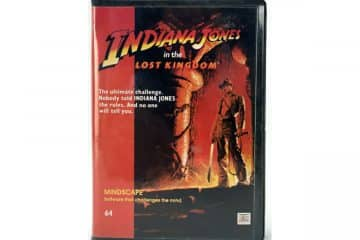 Test Indiana Jones