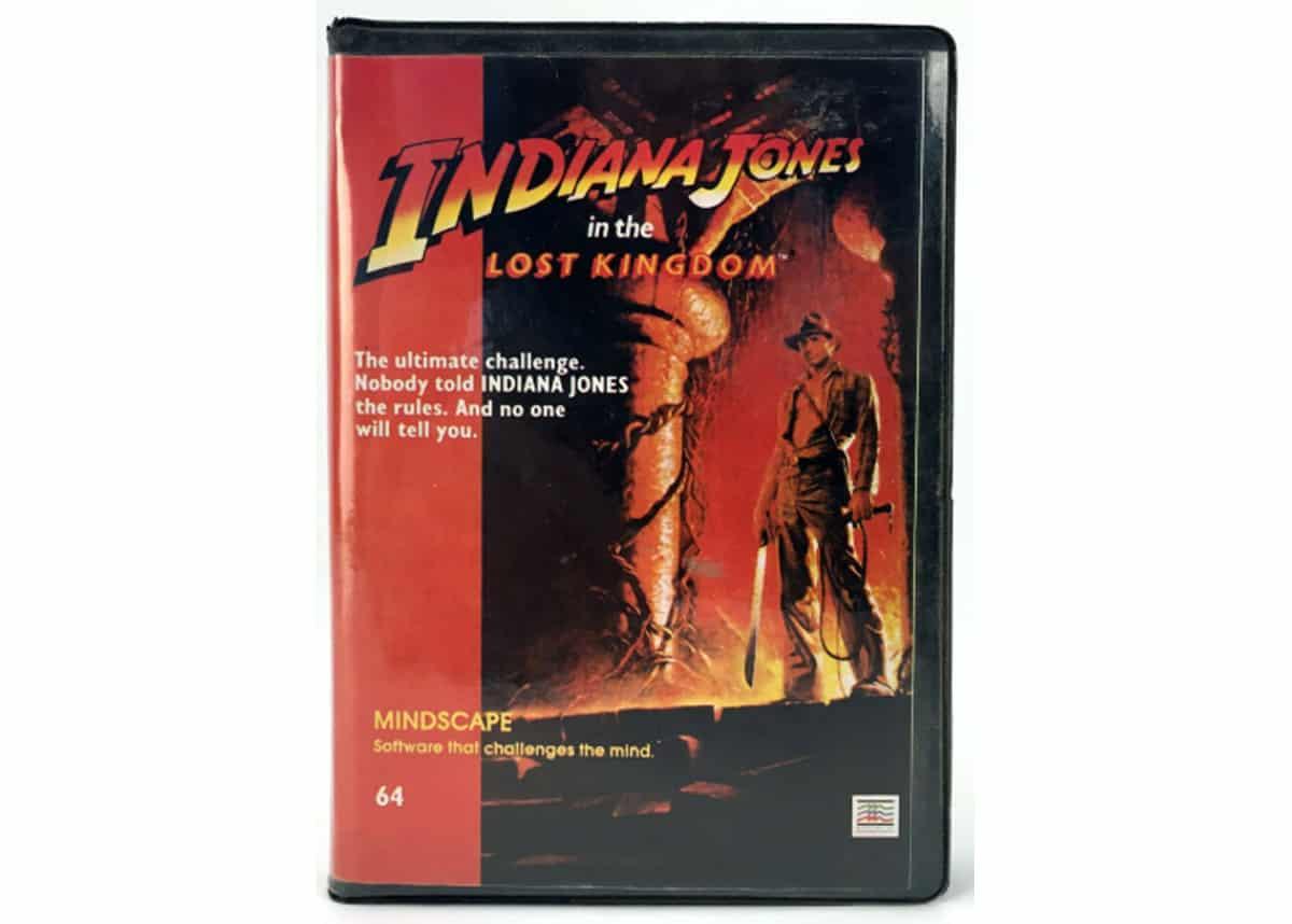 Test Indiana Jones