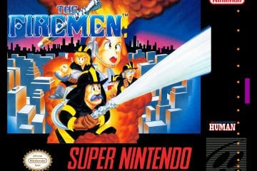 Test The Firemen Super Nintendo