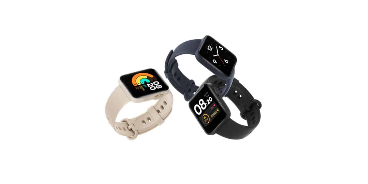 Montre Xiaomi Mi Watch Lite
