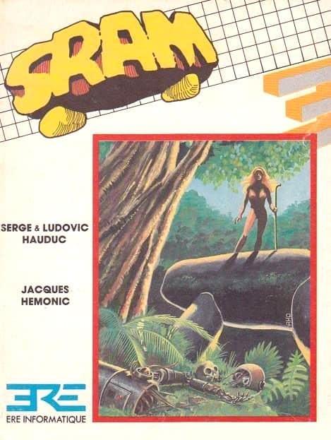 SRAM Amstrad CPC