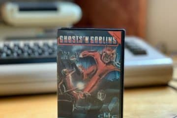 Test Ghosts n Goblins