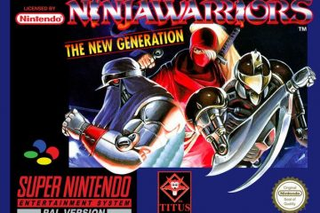 Test Ninja Warriors Super Nintendo
