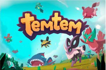 Test TemTem PS5