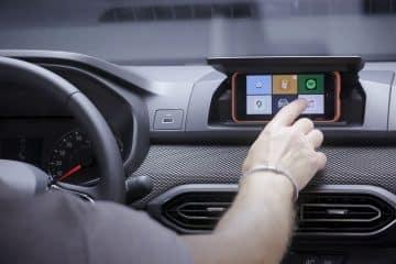 Media Control Dacia