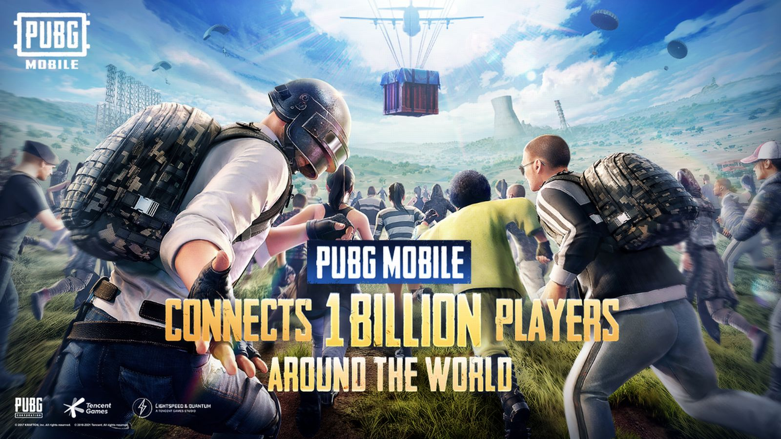 PUBG Mobile : 1 milliard de téléchargements, et un rapprochement avec Godzilla vs Kong