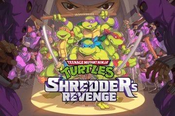 Test TMNT Shredders Revenge