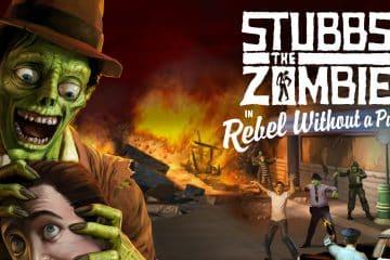Test Stubbs Zombie