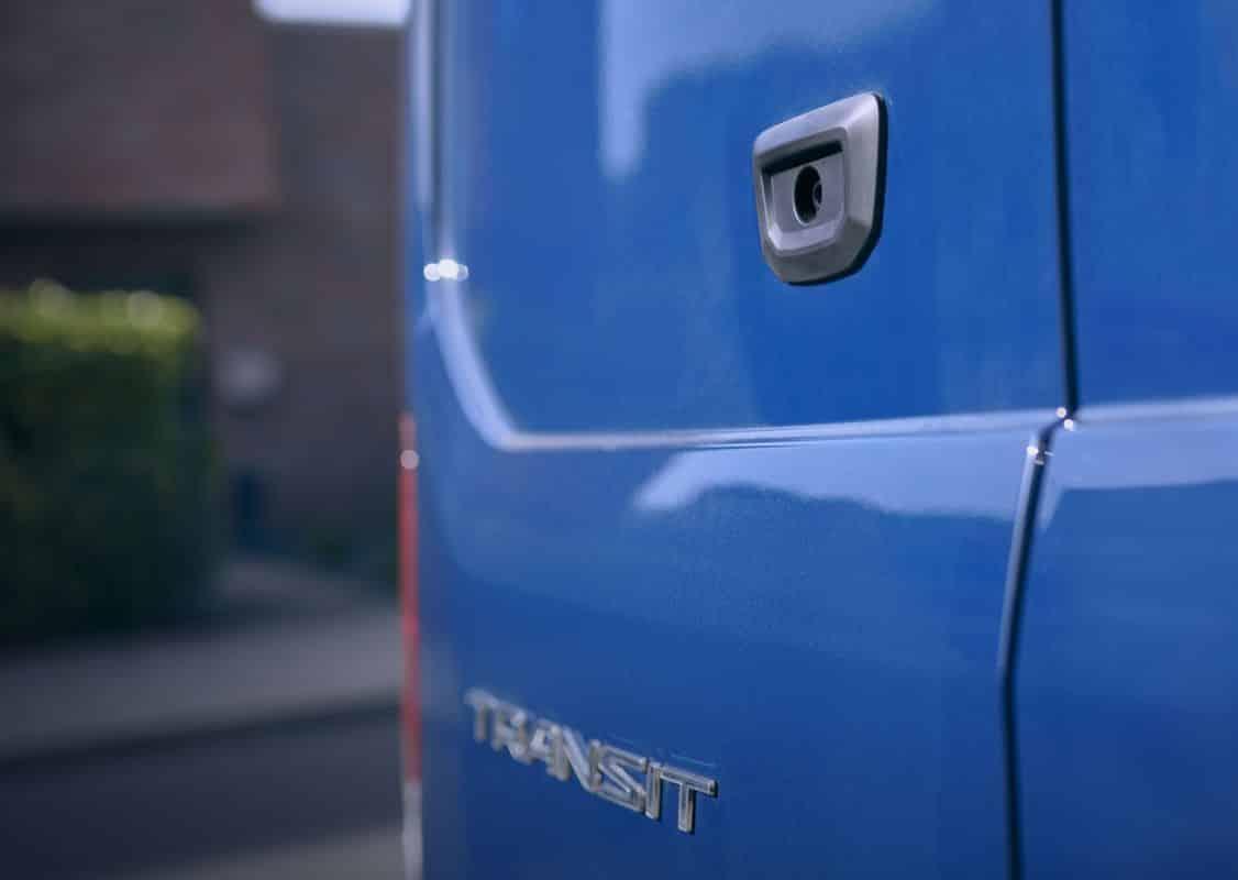 Ford rétroviseur intelligent