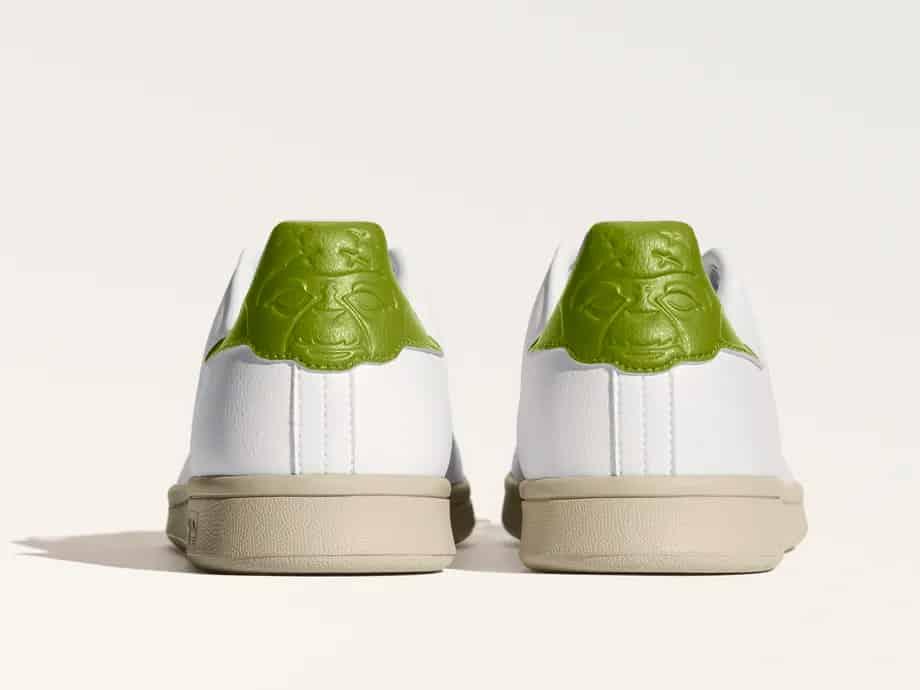 Baskets Adidas Star Wars Yoda Stan Smith