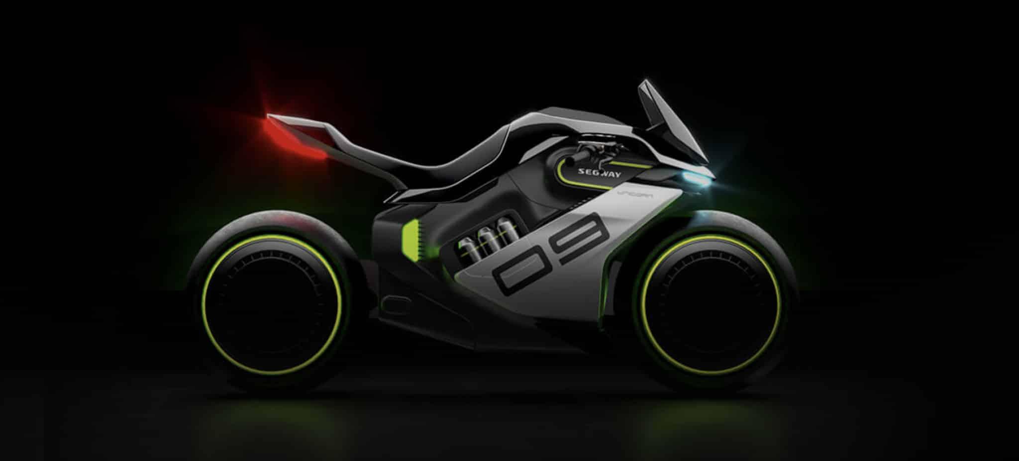 moto électrique hydrogène Apex H2