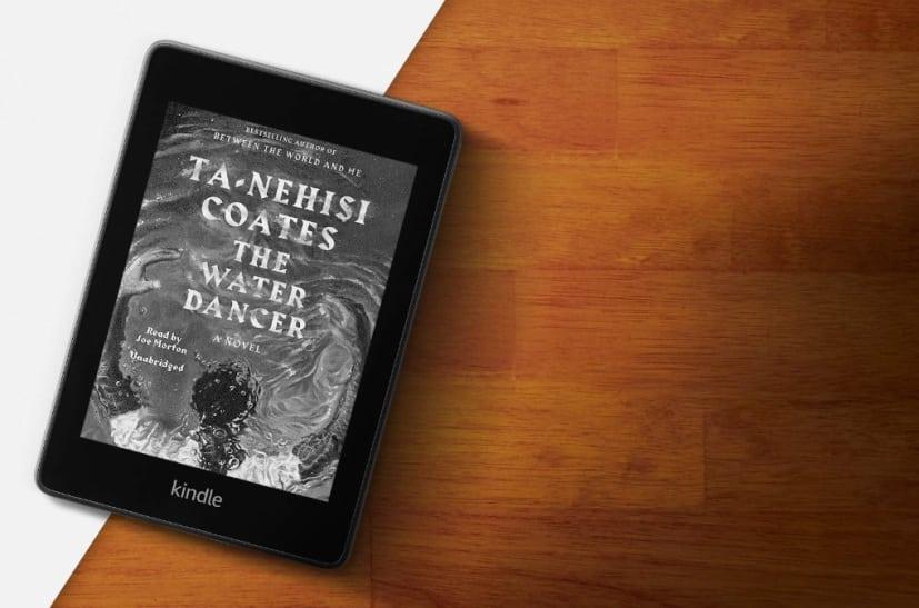 Amazon Kindle couverture écran de veille