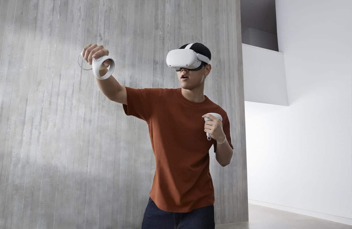 Test Oculus Quest 2