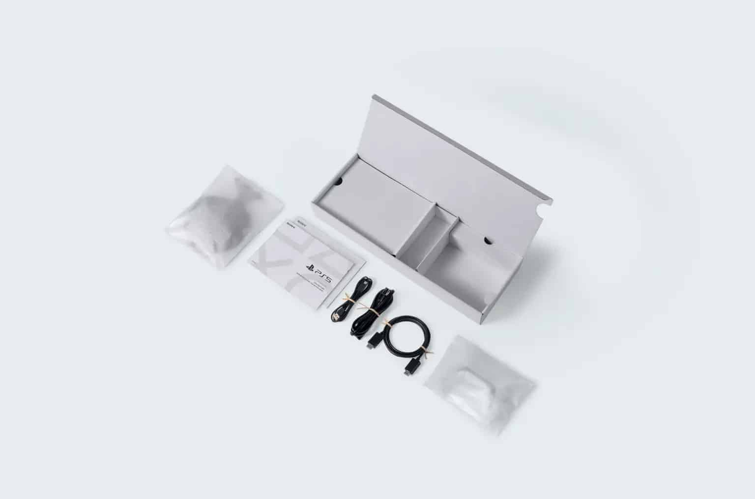 Packaging PS5 Recyclable