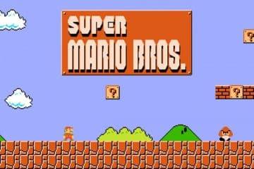 Super Mario Bros Speedrun
