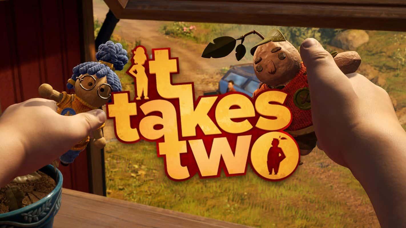 Test It Takes Two : à deux c'est (toujours) mieux ?