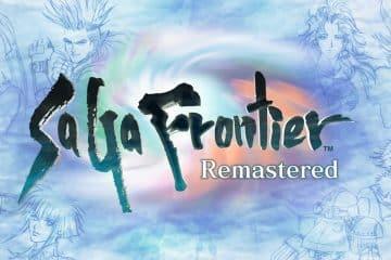 Test Saga Frontier Remastered