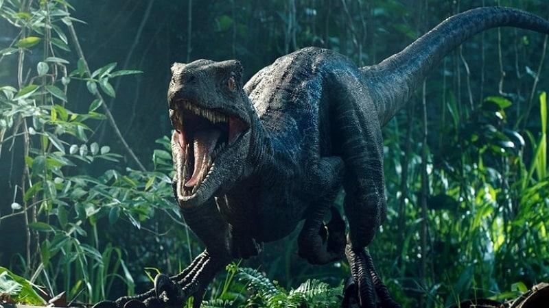 Parque Jurásico Raptor