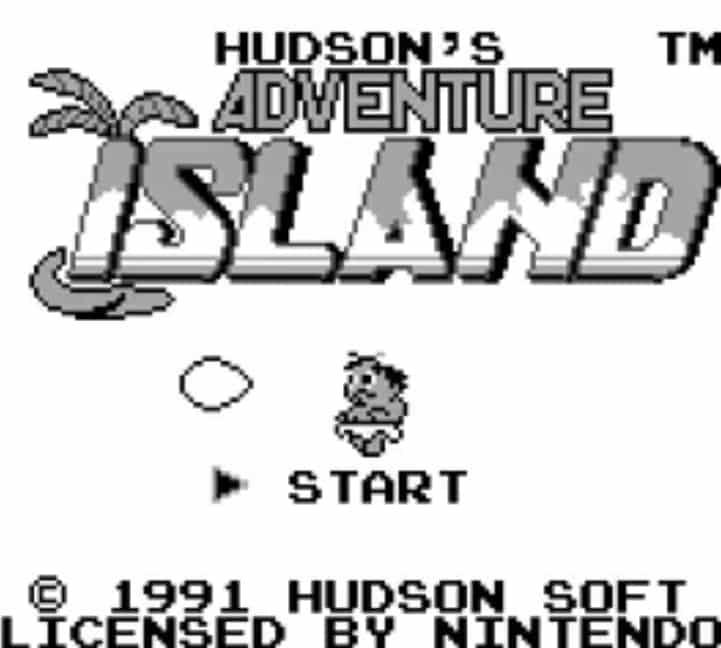 Test Adventure Island GB