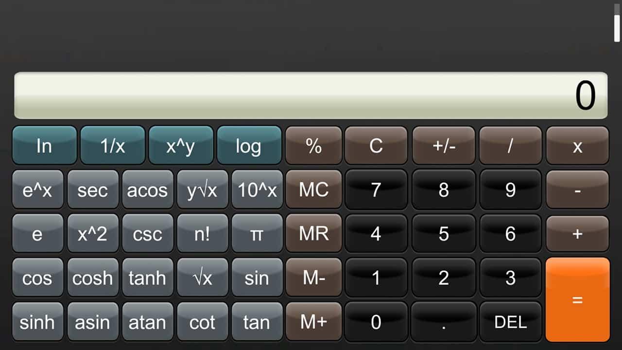 Calculator Calculatrice Nintendo Switch 2