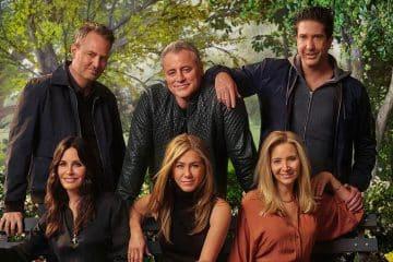 Friends The Reunion TF1