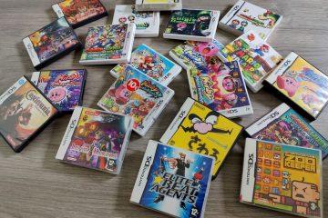 Bug Jeux Nintendo DS THM