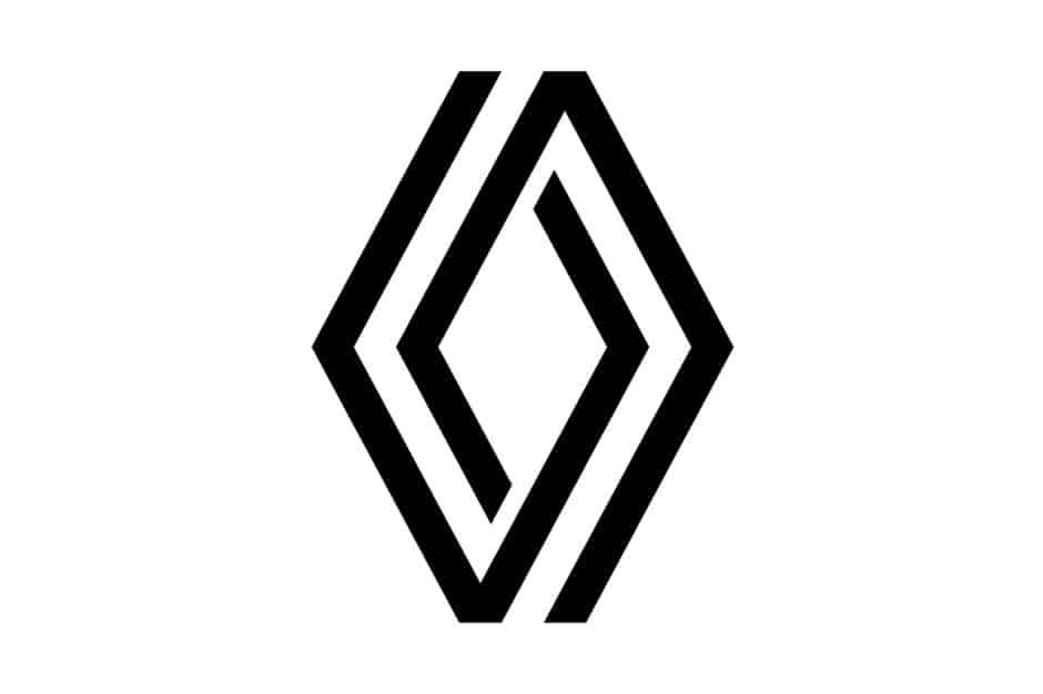 Le nouveau logo Renault