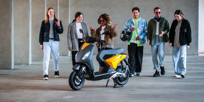 Scooter électrique Piaggio One