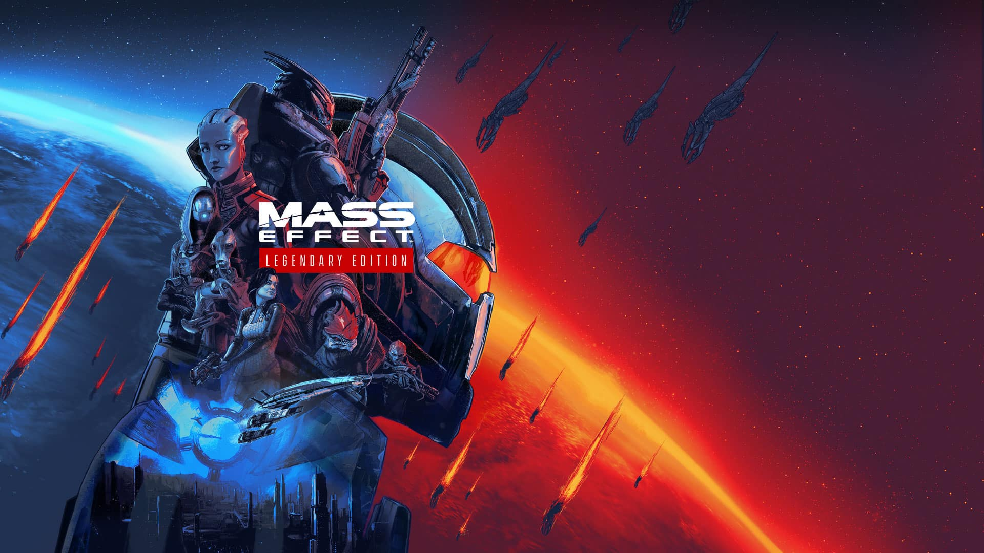 Test Mass Effect Legendary Edition