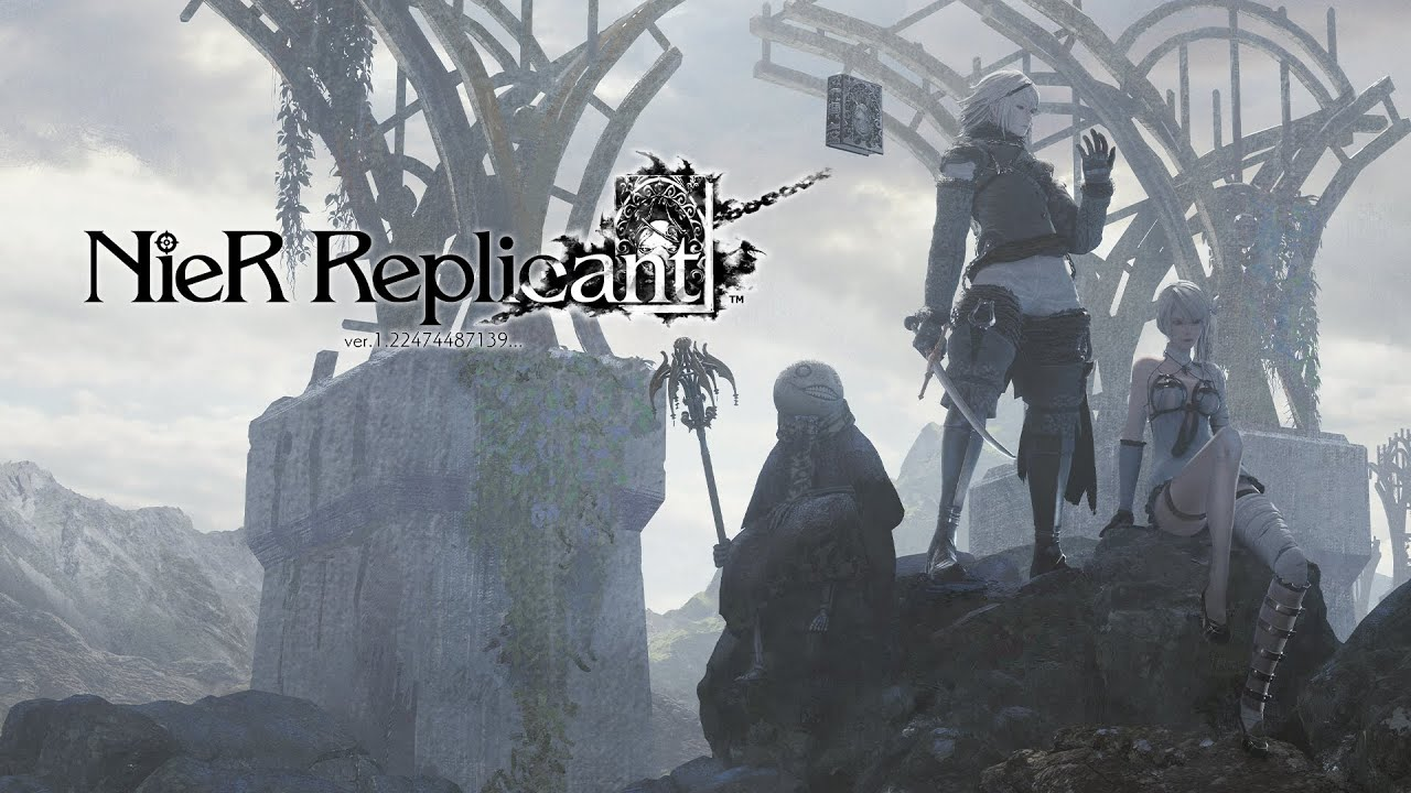 Test NieR Replicant PS4