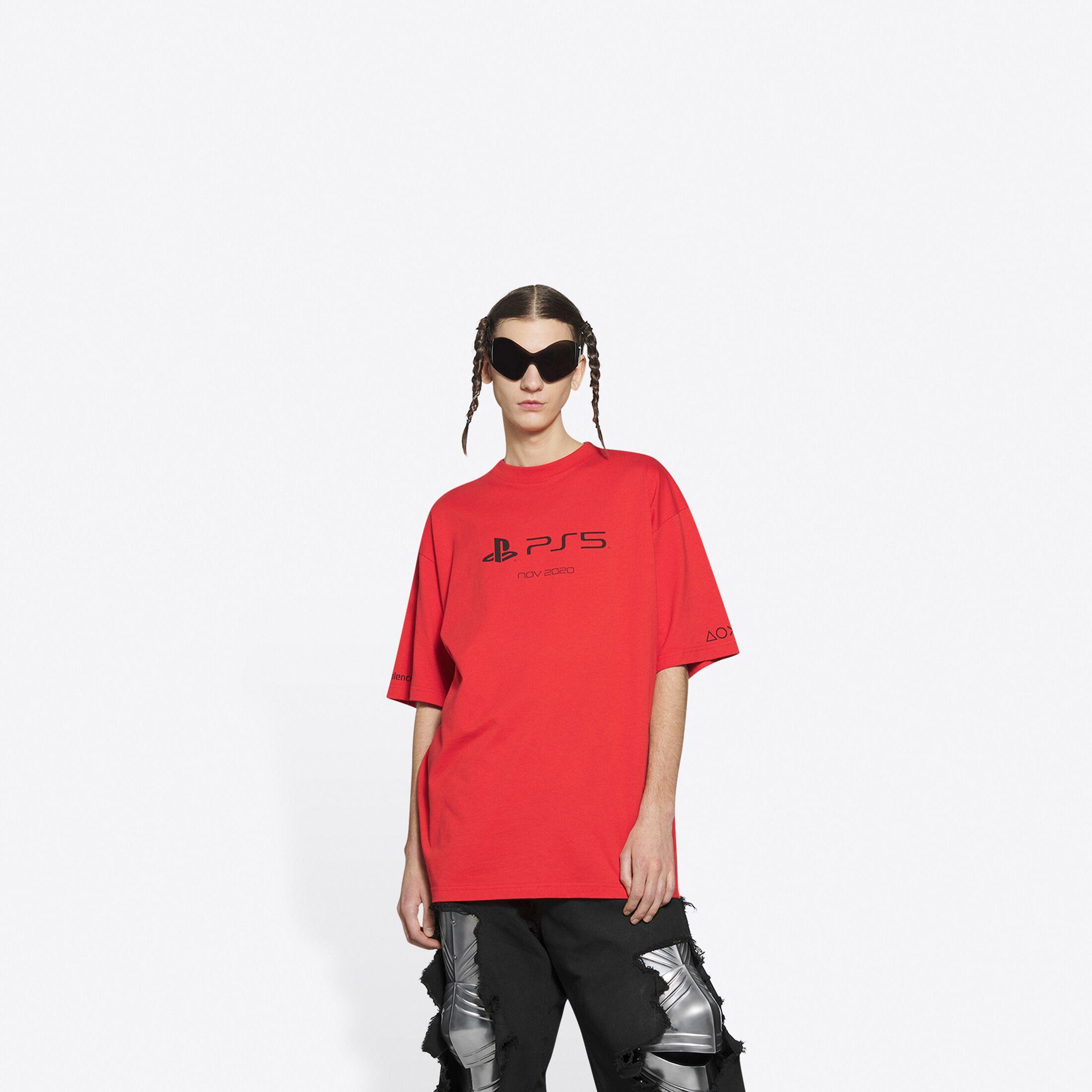 Balenciaga PS5 Tshirt