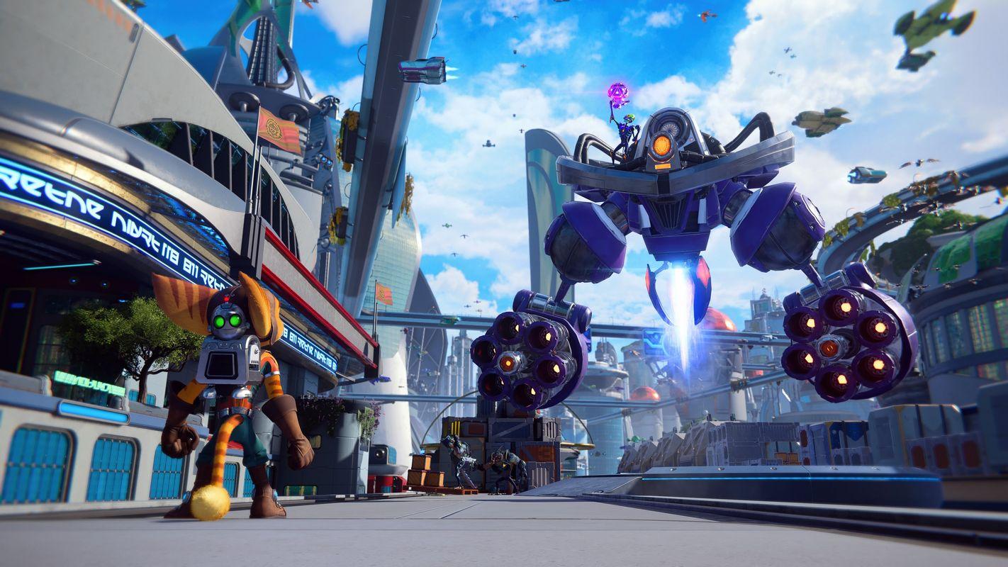 Test Avis Ratchet Clank PS5